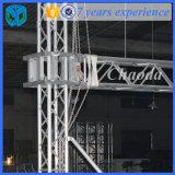 Алюминиевая ферменная конструкция Spigot, ферменная конструкция этапа