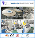 플라스틱 PVC 가장자리 밴딩 생산 라인/원뿔 쌍둥이 나사 압출기 시스템