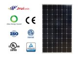 反Pid屋上PVのプロジェクトのための黒いフレーム270Wのモノラル太陽電池パネル
