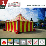Aluminum Frame Color PVC Mobile Pagoda for Tent Circus Outdoor Events