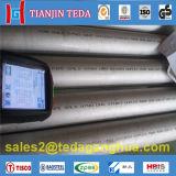 Tubo de acero inoxidable de los Ss 304