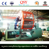 Qishengyuan bildete überschüssiges Gummireifen-Reißwolf-/der Gummireifen maschinell zu bearbeiten, der zerreißt (Ausschnitt) Maschine (BESCHEINIGUNG DES CER-ISO9001)