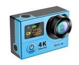 Цена по прейскуранту завода-изготовителя 4k делает беспроволочную камеру водостотьким действия спорта с дистанционным управлением