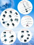1A、50-1000Vケイ素整流器のMelfのケースSm4007、FM4007