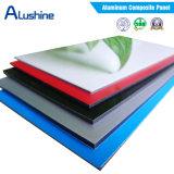 Wand Acm ACP-Aluminiumhersteller des Dekoration-Material-PVDF 4mm zusammengesetzter