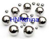Esfera de aço inoxidável usada rolamento (1.588MM - 25.4MM)