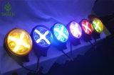 6 Arbeits-Licht des Zoll-60W fahrende des Auto-LED