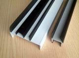 Rígido PVC + selos de porta flexíveis P-500-50 da co-extrusão do PVC