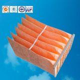 Fibres synthétiques F5-F9 Poches Ahu Bag Air Filter