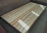 Высоким лоснистым водоустойчивым усиленная волокном доска цемента UV