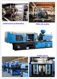 Máquina plástica de alta velocidade da modelação por injeção para produtos finos da parede