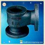 Carcaça do ferro cinzento, carcaça Ductile do ferro, carcaça de areia para as peças da válvula como desenhos ou amostras