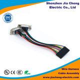 Câble automobile Lvds de harnais de fil avec la conformité de RoHS