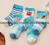 De hete van de Katoenen van de Verkoop Zachte Levering voor doorverkoop Sokken van de Baby