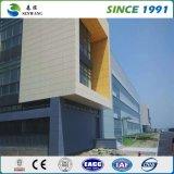 Entrepôt préfabriqué de structure métallique Nice de modèle