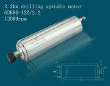Motore Drilling dell'asse di rotazione dell'incisione dell'asse di rotazione per la macchina di CNC (GDK80-12Z/2.2)