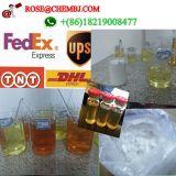 Testostérone Enanthate 250mg/Ml/300mg/Ml/400mg/Ml de culturiste de Semi-Solutions de stéroïdes d'Injectables