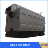Chaudière en bois d'incendie de chauffage central d'eau chaude pour l'industrie