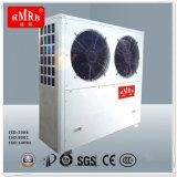 Pompe à chaleur de source d'air d'Evi de ménage, refroidissement, chauffant, chauffe-eau