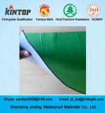 Het zelfklevende Membraan van het Bitumen met HDPE Opgedoken Bovenkant