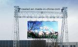 Im Freien hohe Helligkeit P5.95 Miet-LED-Bildschirmanzeige