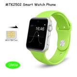 Téléphone intelligent de montre de Bluetooth avec le système neuf développé par Mtk2502 (DM09)