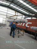 Tubo quadrato d'acciaio 2017 di Stainlesss del grado 201 di Huaye