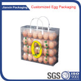 Упаковывать подарка упаковки яичка продукта PVC пластичный