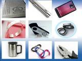Metal láser de fibra Máquina de la marca del metal del acero inoxidable para