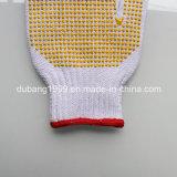 중국 PVC 점 면 장갑, 일 장갑, 면 장갑