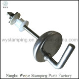 Charnière réglable de siège des toilettes/charnière fermante molle acier inoxydable (WYS-C01)