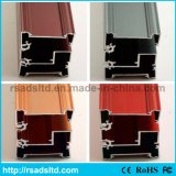 Spezielles Qualitäts-heller Kasten-Aluminiumprofil-Kapitel