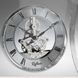 Reloj cristalino del vector de lujo para la decoración casera M-5055