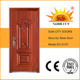 高品質のYongkangの鋼鉄金属のドア(SC-S002)