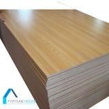 Madera contrachapada comercial de la melamina de la madera contrachapada de la suposición de la madera contrachapada