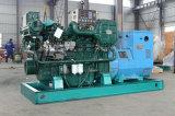 250kw uiterst kleine Vloeibare Water Gekoelde Diesel van het Huis Reserve Extra Generator