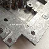 Medical Gas Processing Equipment를 위한 처리되지 않는 Zinc Alloy Casting Wall Backplate Without Surface Treatment