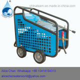 Producto de limpieza de discos eléctrico con el equipo de alta presión de la limpieza de la bomba centrífuga 300bar