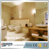 Revestimento de mármore barato de pedra natural da parede da telha para a decoração da casa de campo