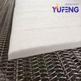 La fibra di ceramica refrattaria ricopre 1100c (2012F) a 1430c (2600F)