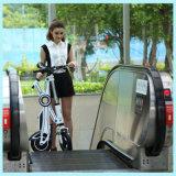 Le Portable E6 le plus neuf pliant la bicyclette électrique avec le moteur sans frottoir 250W