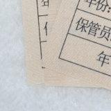 Firmenzeichen-Drucken-Segeltuch-Marke für Zigaretten-Pflanze kundenspezifisch anfertigen