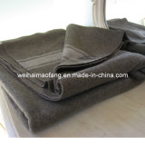 Сплетенное Woollen 50%Wool/50%Polyester Blended Army /Military Blanket