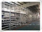 buizenstelsel van het Aluminium van 600mm Od Uitgedreven
