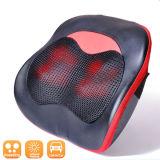 Портативная ультракрасная подушка автомобиля вибрации Shiatsu и массажа дома задняя