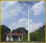 Luces de calle solares híbridas del módulo LED de la iluminación del camino de la calzada del Mic