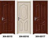 Hölzerne Tür mit gute Qualitätseuropäer-Art