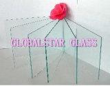 明確なFloat Glass 2-25mm