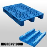 Blaue stapelbare Plastikhochleistungsladeplatte