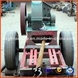 Máquina que saltara de madera del disco industrial